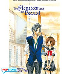 The Flower And The Beast 002