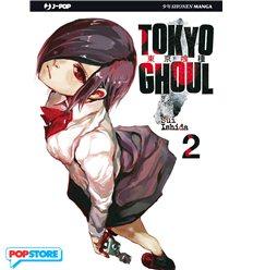 Tokyo Ghoul 002