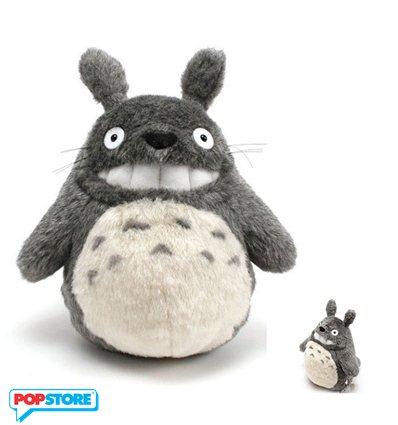 Totoro Smile Plush Fluffy 25cm