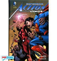 SUPERMAN ACTION COMICS HC 002
