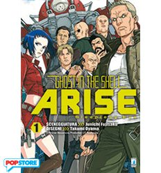 Ghost In The Shell Arise 001