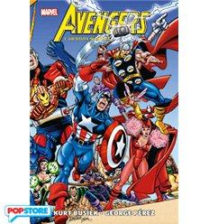 Avengers Di Busiek E Perez 001 - Giustizia Suprema