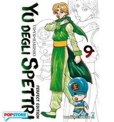 Yu Degli Spettri Perfect Edition 008