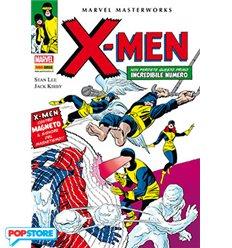X-Men Marvel Masterworks 001