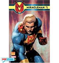 Miracleman Cover B 001