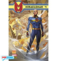 Miracleman Cover B 005