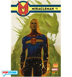 Miracleman Cover B 007