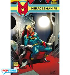 Miracleman Cover B 011