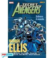 Thunderbolts By Warren Ellis & Mike Deodato Jr.