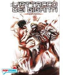 L'Attacco Dei Giganti 011 Cover A
