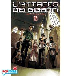 L'Attacco Dei Giganti 013