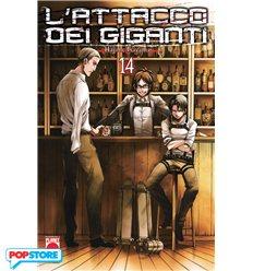 L'Attacco Dei Giganti 014