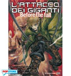 L'Attacco Dei Giganti Before The Fall 01