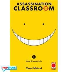 Assassination Classroom 001 R
