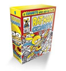 Rat-Man Gigante 1-12 Cofanetto Vuoto