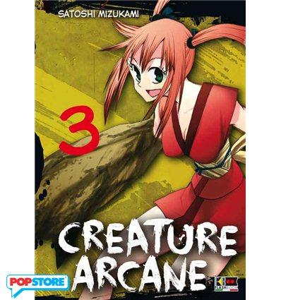Creature Arcane 003