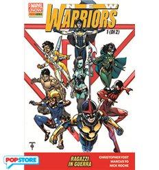 New Warriors 001