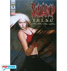 Swamp Thing di Brian K. Vaughan 001