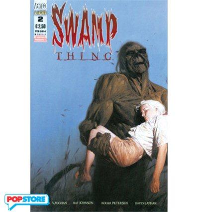 Swamp Thing di Brian K. Vaughan 002