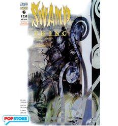 Swamp Thing di Brian K. Vaughan 006