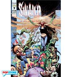 Swamp Thing di Brian K. Vaughan 007