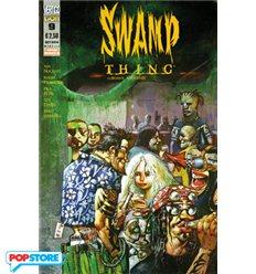Swamp Thing di Brian K. Vaughan 009