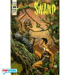 Swamp Thing di Brian K. Vaughan 012