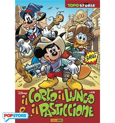 Topostorie 011 - Il Corto, Il Lungo E...Il Pasticcione!