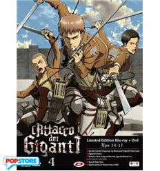 L'Attacco Dei Giganti Blu-Ray 004