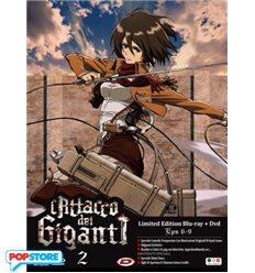 L'Attacco Dei Giganti Blu-Ray 002