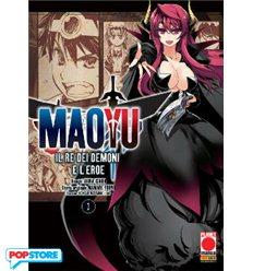 Maoyu ll Re Dei Demoni E L'Eroe 001