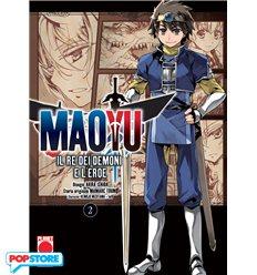 Maoyu Il Re Dei Demoni E L'Eroe 002