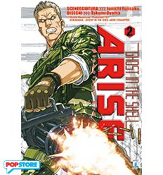 Ghost In The Shell - Arise 002