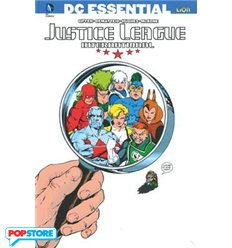 Justice League International 007