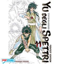 Yu Degli Spettri Perfect Edition 011