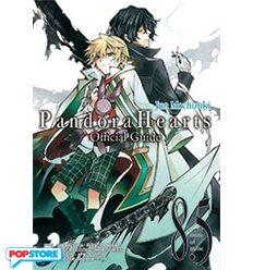 Pandora Hearts Official Guide 8.5