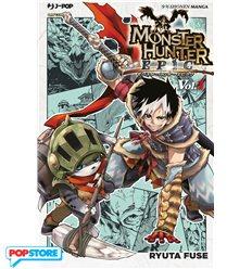 Monster Hunter Epic 001
