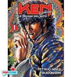 Ken Il Guerriero Le Origini Del Mito Deluxe 001