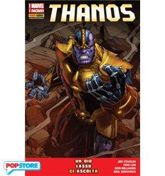 Thanos Un Dio Lassù Ci Ascolta