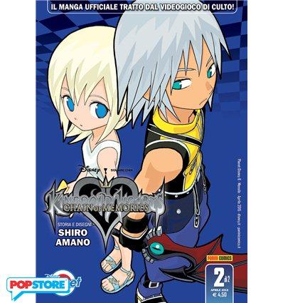 Kingdom Hearts Chain Of Memories 002