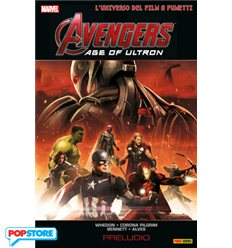 Avengers Age Of Ultron Preludio