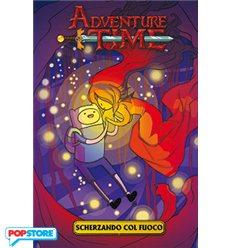Adventure Time Scherzando Col Fuoco
