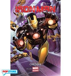 Iron Man Hc 001 - Credere R