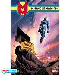 Miracleman Cover B 014