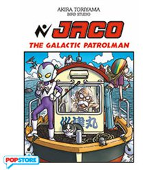 Jaco The Galactic Patrolman Limited Edition