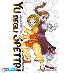 Yu Degli Spettri Perfect Edition 012