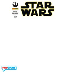 Star Wars Nuova Serie 001 Cover White