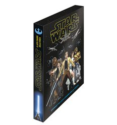 Star Wars Nuova Serie 001 Cofanetto Light Side Of The Force