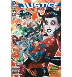 Justice League 037 Variant