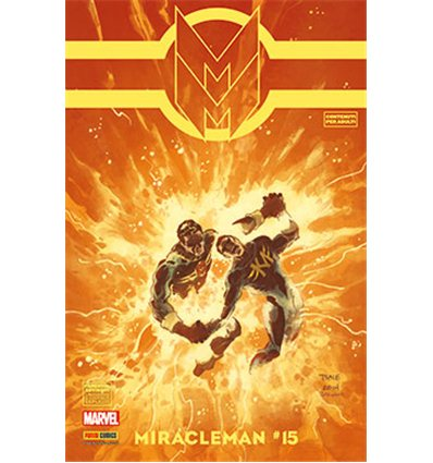 Miracleman Cover B 015